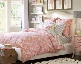 Pbteen Bedroom Maker Grey Pink White Color Scheme Bedroom Ideas