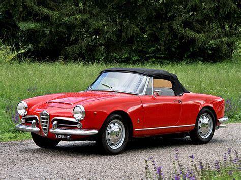 1965 Alfa Romeo Spider by 1965 Alfa Romeo Giulia 1600 Spider 101 Classic V