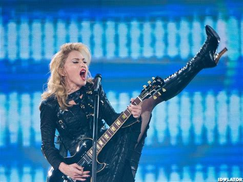 Trouble In Madonna Land by Madonna Kicks Mdna American Tour
