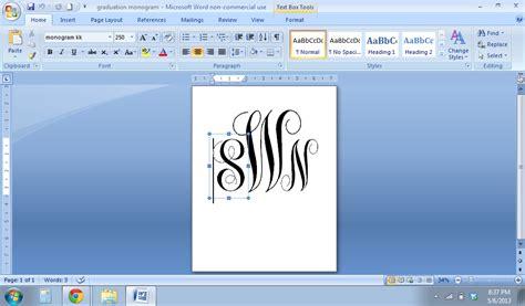 font design for microsoft word 16 monogram fonts for word images free monogram fonts