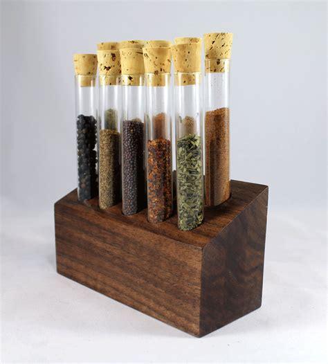 Test Spice Rack by Test Spice Rack Walnut