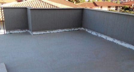 isolanti per terrazzi guaina liquida cosa sapere edilnet
