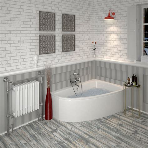 clia  hand offset corner bath panel buy