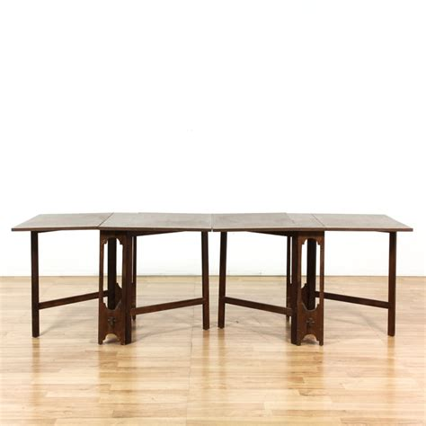 Modern Dining Table Los Angeles Collapsable Mid Century Modern Dining Table Loveseat Vintage Furniture Los Angeles