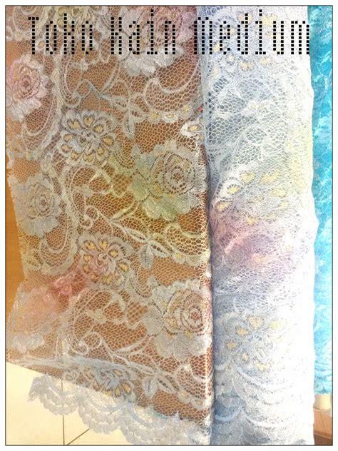 jual kain pattern jual kain brokat rainbow harga murah dan hemat stok