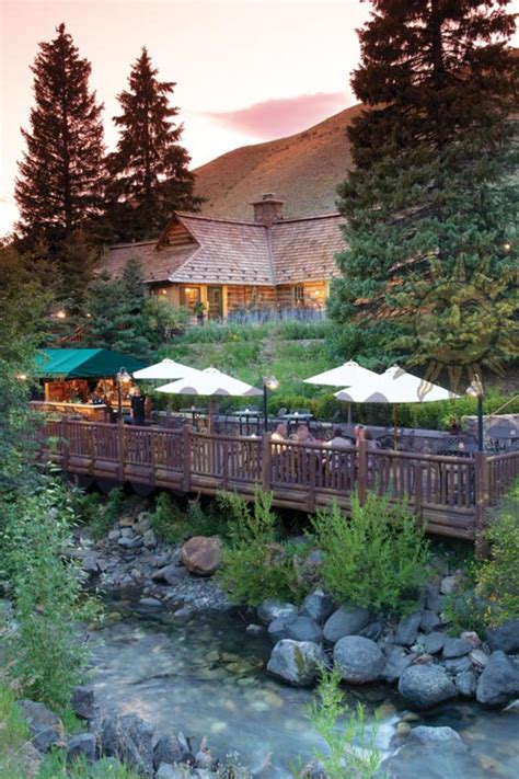 Trail Creek Cabin Sun Valley Idaho trail creek cabin at sun valley resort weddings