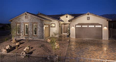 eagles summit at vistoso new home community oro valley