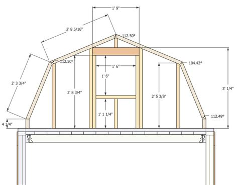 pictures gambrel roof barn plans home plans blueprints