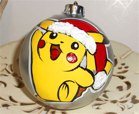 18 cool pokemon christmas ornaments for geeks techeblog