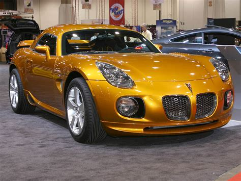 Pontiac Solstice by 2005 Pontiac Solstice Club Racer Review Supercars Net