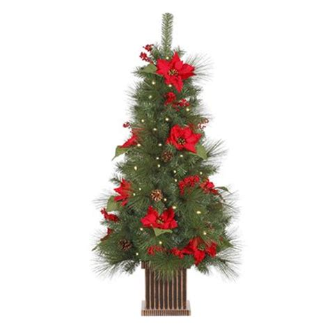 northlight 4 ft pre lit artificial christmas tree atg stores