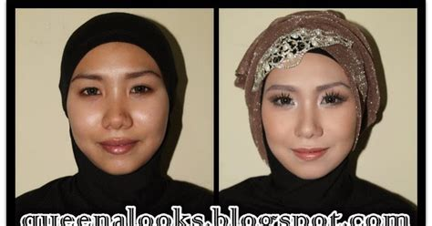 Bedak Padat Makeover queenalooks makeover time with rina