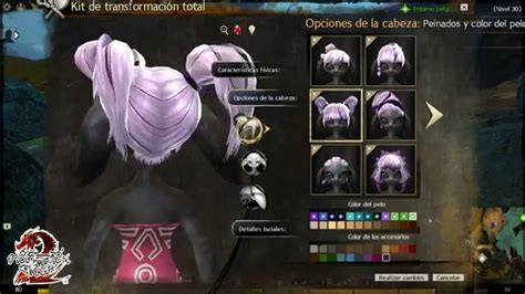 asura guild wars 2 new hairstyles for females guild wars 2 new hairstyles asura 04 14 2015 youtube
