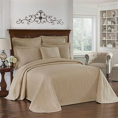 bed bath and beyond charleston historic charleston collection matelasse bedspread bed