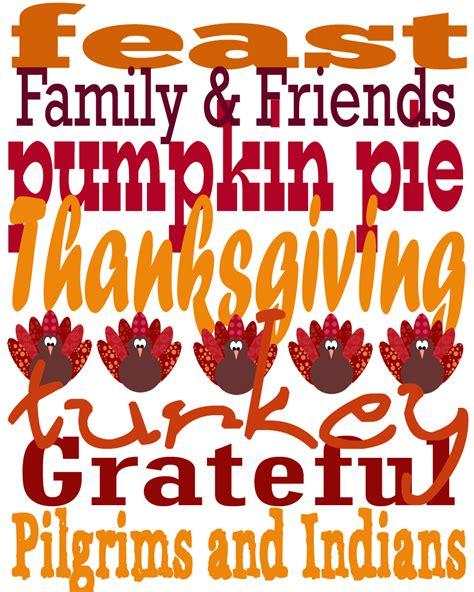 printable art for thanksgiving free downloads thanksgiving subway art printable 187 tammy