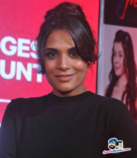 richa chadda pakistan fame india talent hunt launch richa chadda picture 323793