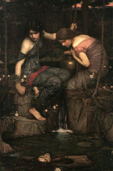 by john william waterhouse waterhouse john william fine arts 19th c the red list