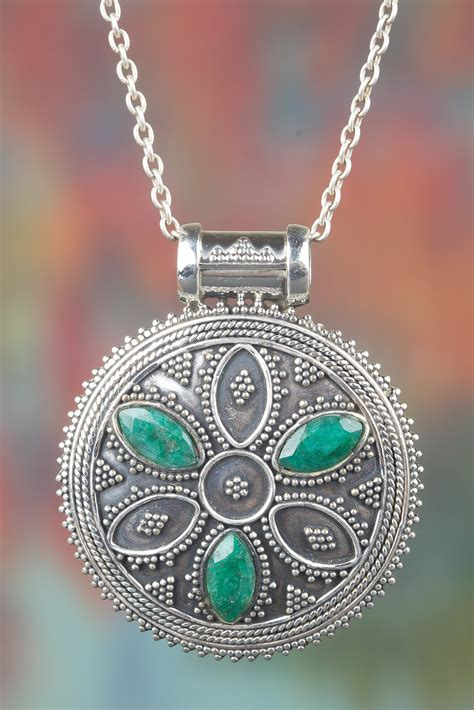 What Does Sterling Background Check Look For Charming Emerald Gemstone Sterling Silver And 50 Similar Items