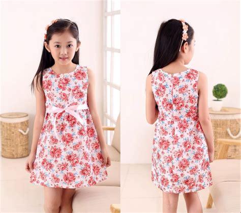 Baju Dress Sl656645 Dress Navida jilly 2017 summer baby clothes flower