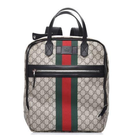 Fashion Hermes Croco Semprem 175 000 gucci gg supreme web monogram backpack black 241926