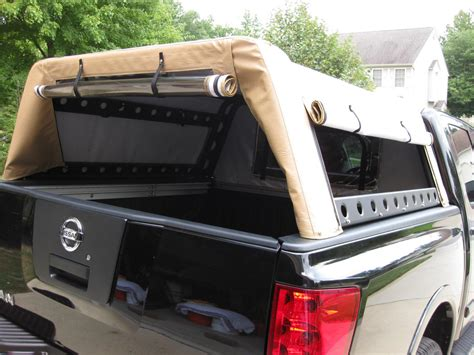 truck bed tarp folding hard top truck covers autos post