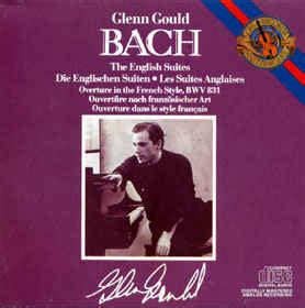 living english 1 bach bach glenn gould the english suites ouverture in the french style bwv 831 cd at discogs