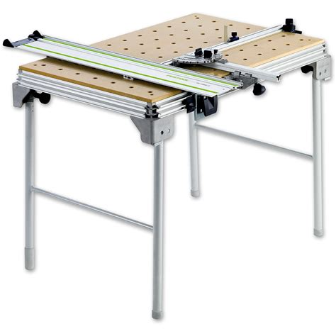 multifunctional table festool mft 3 multifunctional table with accessories