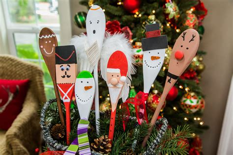 how to diy christmas spoons hallmark channel