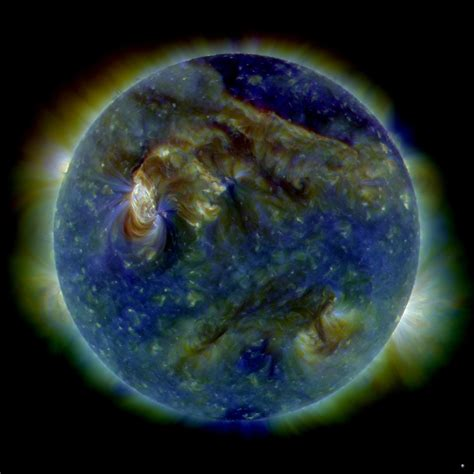 The Uv by Why Nasa Studies The Ultraviolet Sun