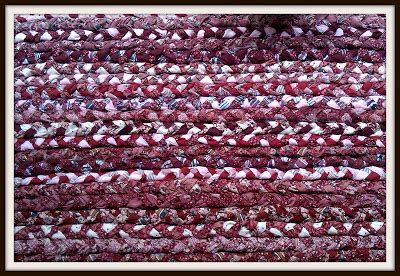 rag rugs 15 step by step projects treble craft adventures braided rag rug in 4 easy steps