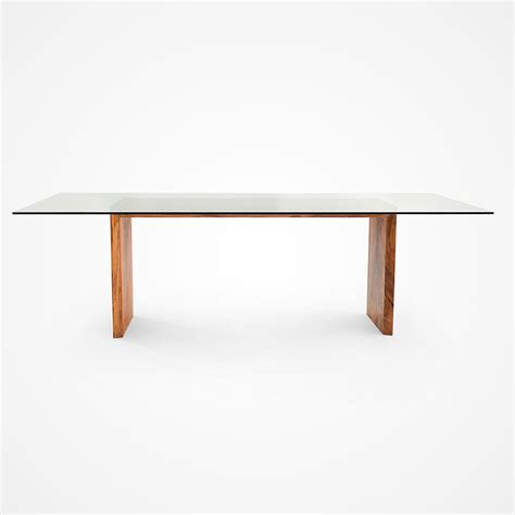 Solid Wood Top Dining Table Dining Tables Rotsen Furniture