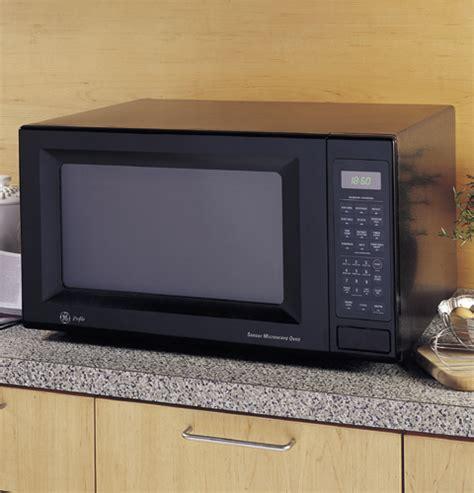 Ge Monogram Countertop Microwave by Je1860gb Ge Profile Countertop Microwave Oven The