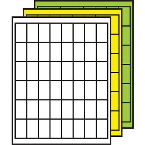 demco label template demco 174 colored multipurpose processing labels 1 2 3 quot x 1