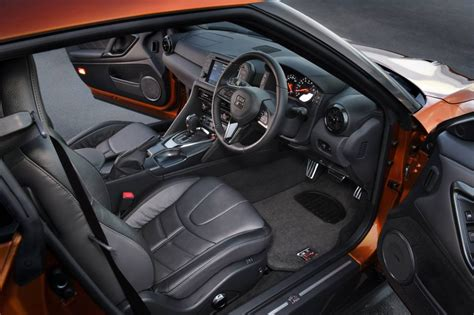 nissan gt r interior 2017 nissan gt r now on sale in australia from 189 000