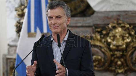 el presidente macri anuncio aumento pr las fuerzas de seguridad macri dio la orden de anular la resoluci 243 n sobre