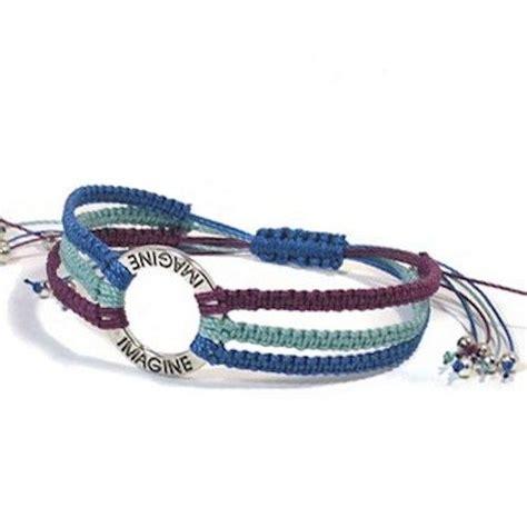 Macrame Bracelet Knots - 17 best ideas about knot bracelets on yarn