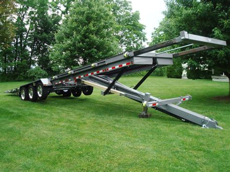 Shed Hauling Trailers For Sale shed trailers by creekside welding