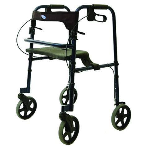 invacare corporation rollite rollator with 8