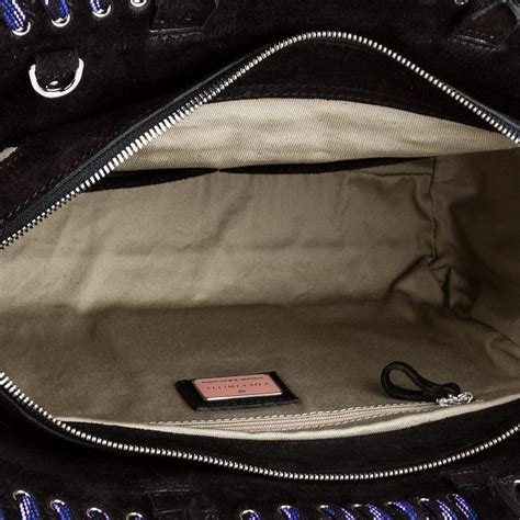 Flavienne Bag handbag coccinelle ak1 flavienne suede e1 ak1 18 01 01