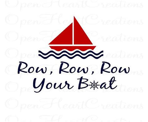 row row row your boat boomwhackers 25 best row row your boat ideas on pinterest embroidery