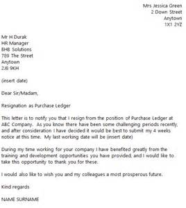 Graceful Resignation Letter by Resignation Letter Format Outstanding Graceful Resignation Letter Suitable For Any Of