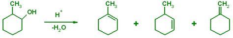 3 methylcyclohexene hydration pc gamess tutorial dehydration reaction part 1