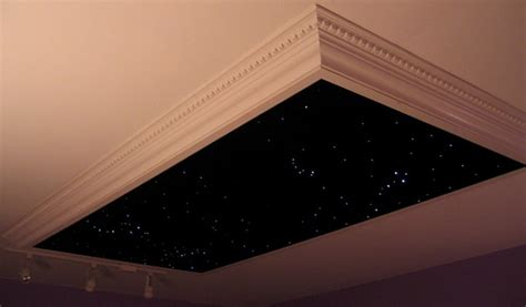 How To Make Fiber Optic Ceiling by Free Fiber Optic Ceiling Diy Ebay