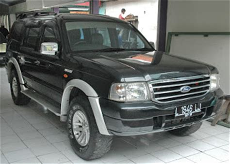 rjc 4x4 automoda ford everest xlt 2005 4x4