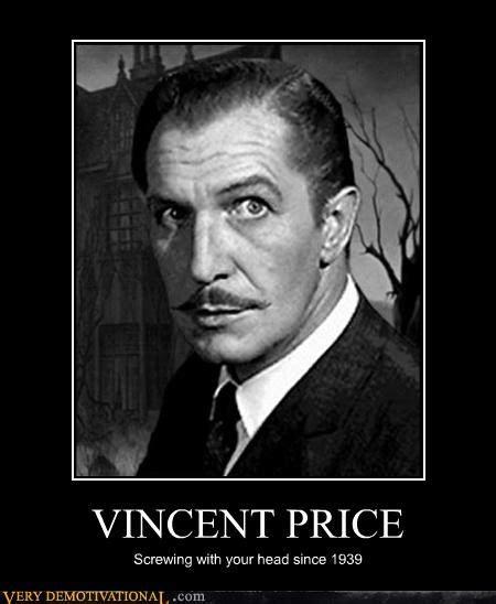 Vincent Meme - vincent price nenagh silent film festival