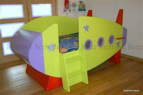 rocket bed rocket theme bed novelty rocket bed created by bedtime