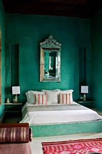 Green Bedroom Colors Monday Color Inspiration Dark Green Rooms The Easypaint