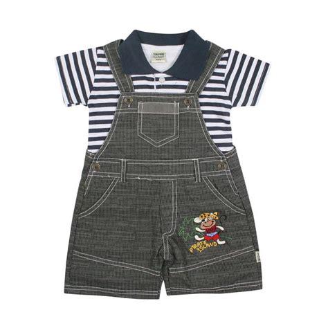 Jumper Jumpsuits Baju Anak Laki Laki jual tompege tp 71406 jumpsuit kodok setelan baju anak laki laki navy harga