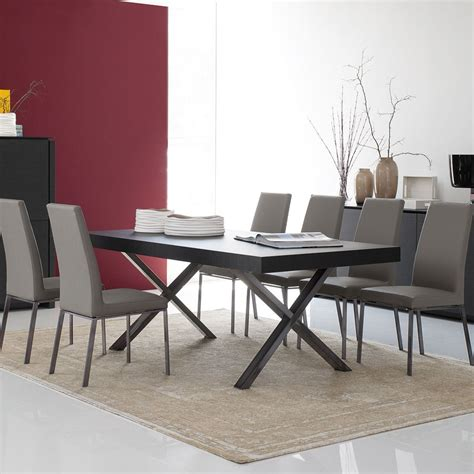 calligaris dining tables calligaris axel extending dining table calligaris