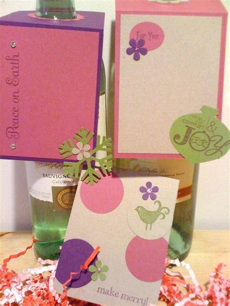 Where Can I Buy Total Wine Gift Cards - gift giving set wine tags gift tags and a gift card holder